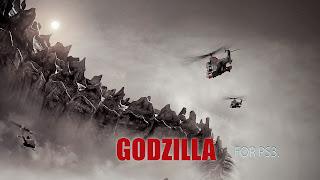 Godzilla PS3 Wallpaper