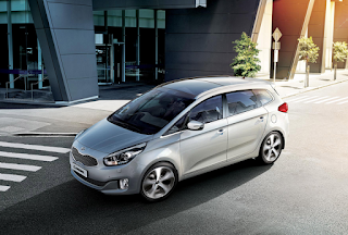 Eksterior KIA All New Carens