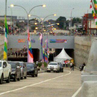 Peresmian Underpass Tambun Selatan,Underpass Tambun,Terowongan Underpass Tambun