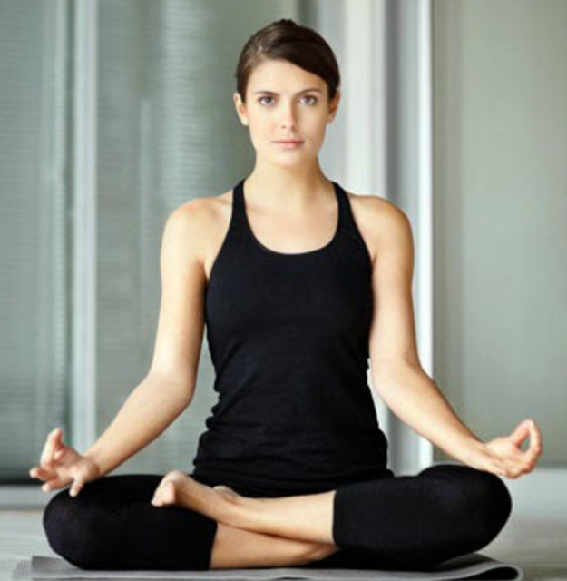 Padmasana (Lotus Position)