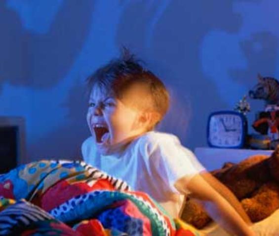 Trastornos del suño en niños