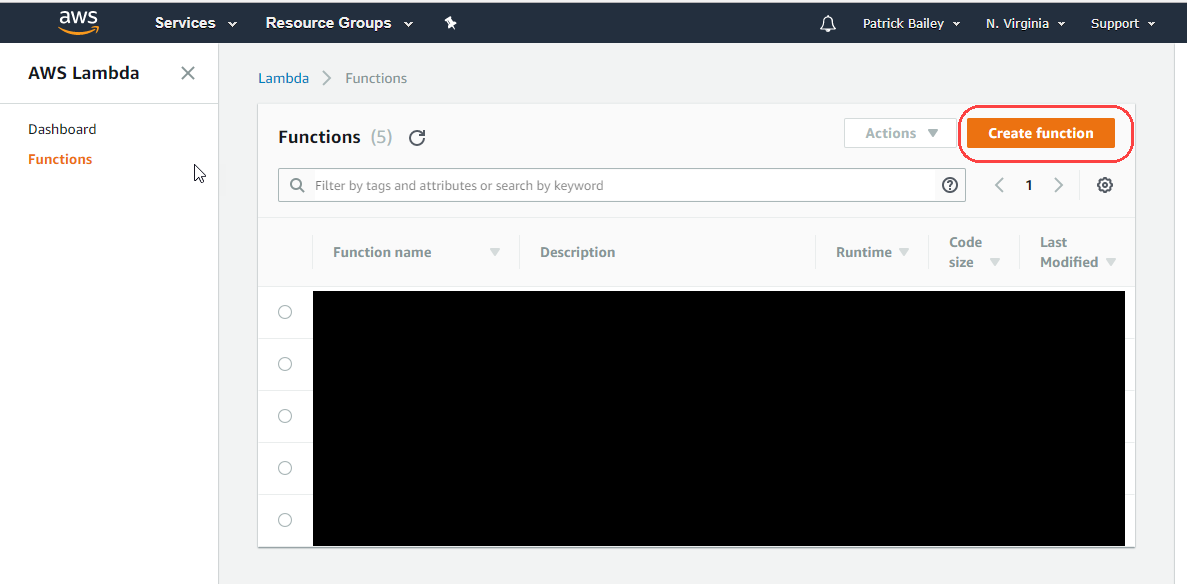 WhiteBoard Coder: AWS Lambda for forwarding a WebHook to Slack