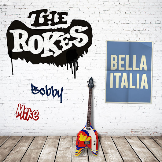 "The ""ROKES"" – Album ""Bella Italia – Welcome back to the Beat Music"