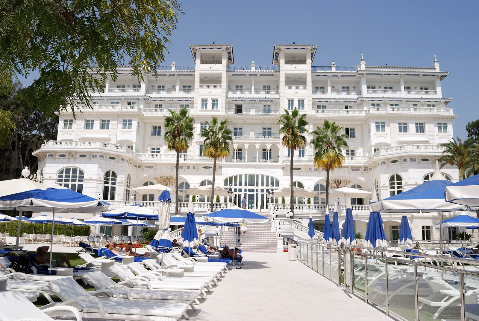 gran hotel miramar malaga resort hotel beach spain andalusia coast southern destination