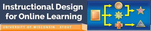 Instructional Design for Online Learning - Online course