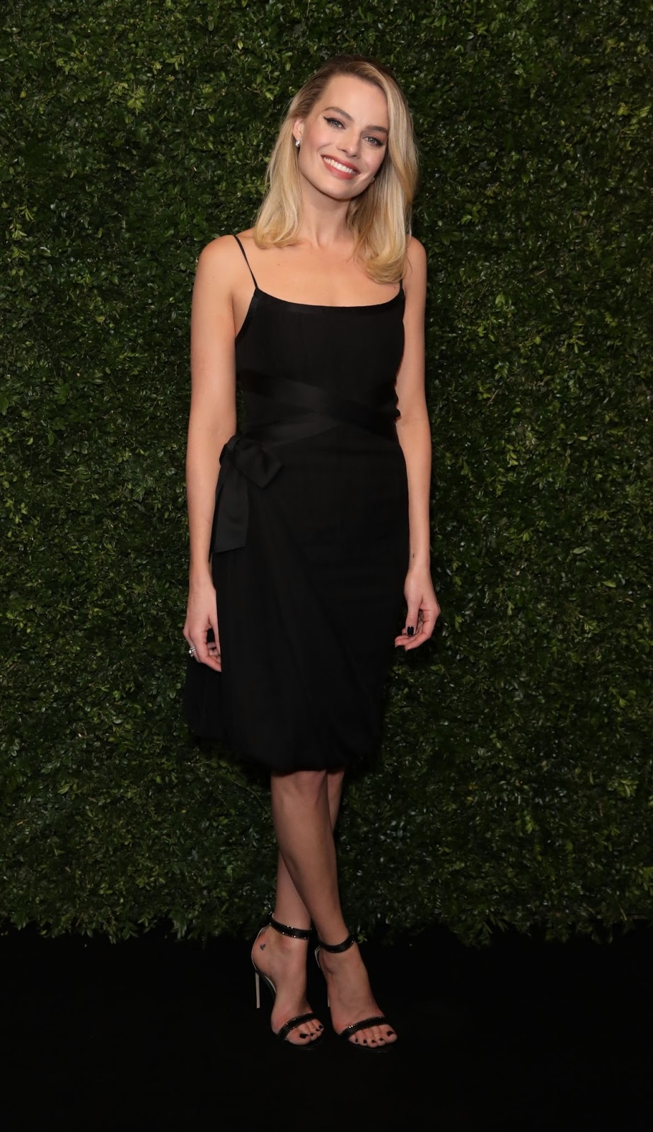 Margot Robbie - Charles Finch pre-Bafta party in London - 02/09/2019