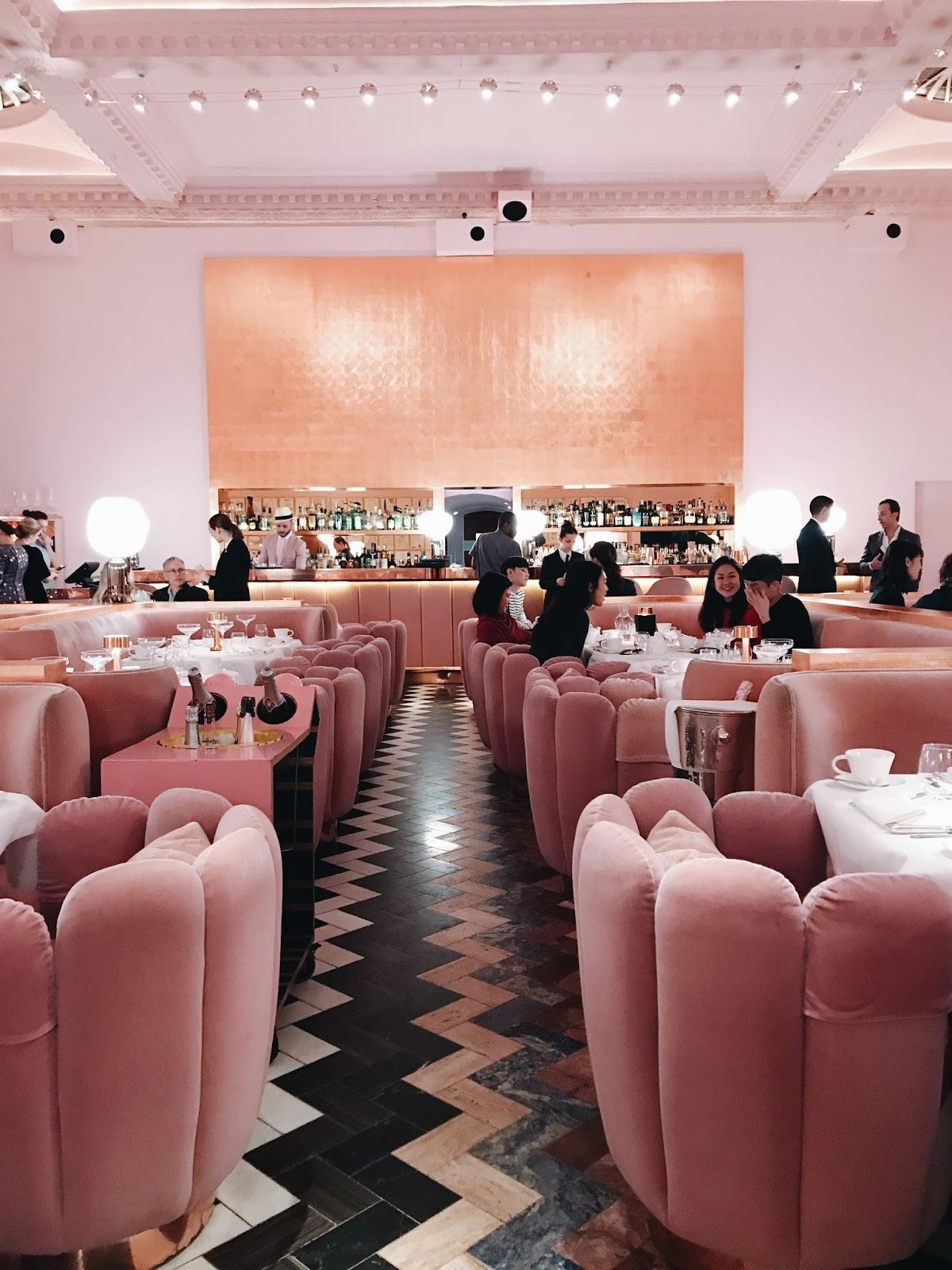 Sketch London Restaurant