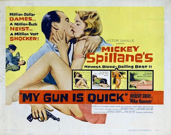 Cartel de la película: My Gun Is Quick (1957)