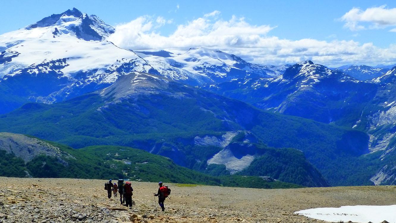 2bd564620 Cordillera de Los Andes: Travesías de Montaña en Bariloche, Patagonia