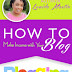 How to Make Income with Your Blog- My eBook