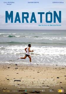 Maratón (2013) Drama con Xabier Deive