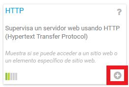 PRTG: Monitorizar salida a Internet