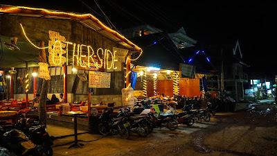 Night in Vang Vieng