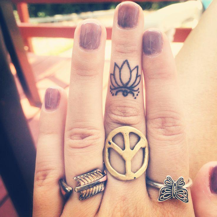 Tatueringar 35 Attractive Lotus Flower Tattoo Designs