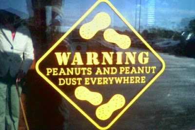 Punca gejala dan bagaimana untuk menghadapi Peanut Allergy
