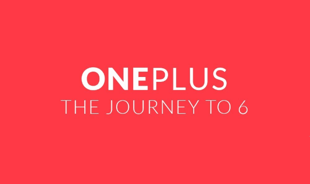 OnePlus 6: Journey to 6