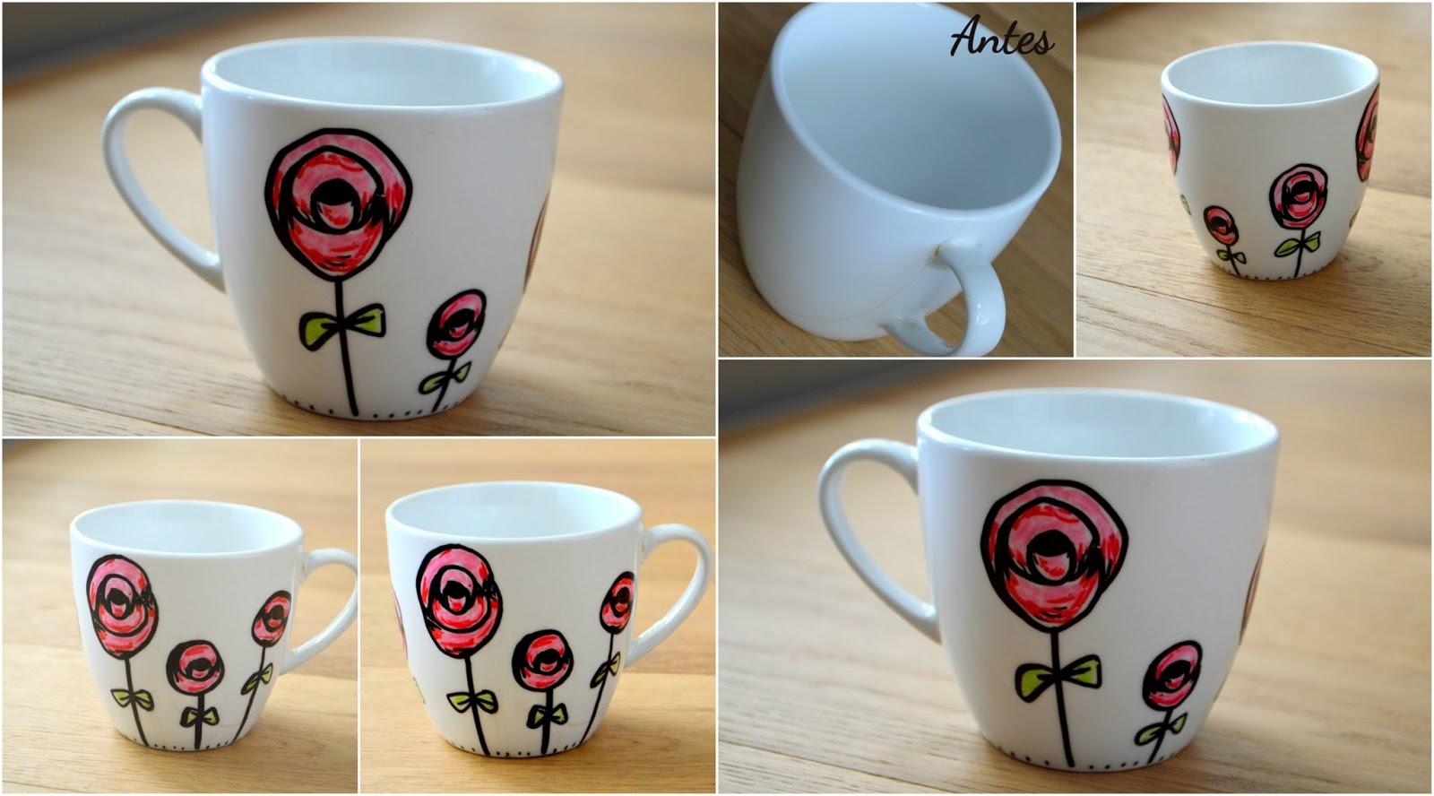 LolaMento, Lola Mento, Ilustraciones Lola Mento, Ilustraciones LolaMento, vajilla ilustrada, vajilla reciclada, vajilla pintada a mano, tazas pintadas