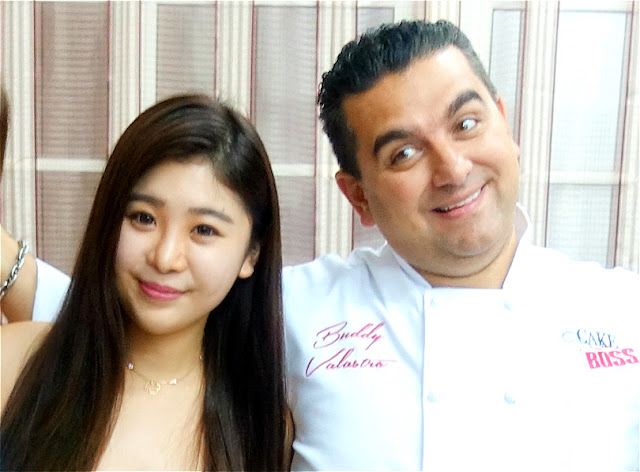 Me and Buddy Valastro
