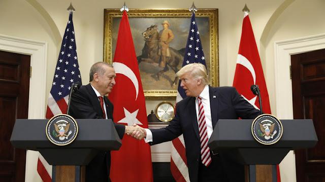"""Trump: El equipamiento militar ordenado por Erdogan será enviado """"lo más pronto posible"""""""
