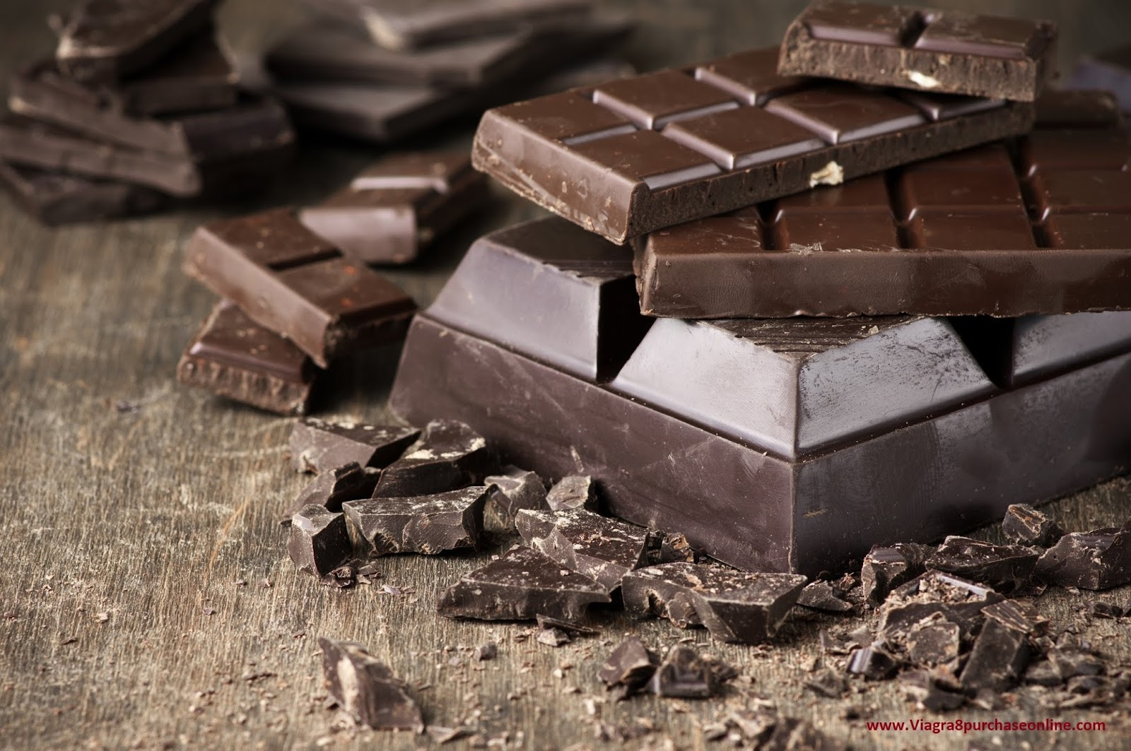 Sexual Health Benefits of Dark Chocolate