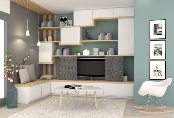 deco de salon 2017. Black Bedroom Furniture Sets. Home Design Ideas