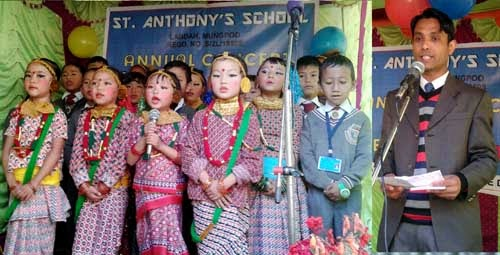 saint anthonys school mungpoo