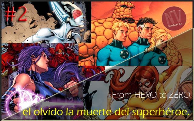 superheroes olvidados