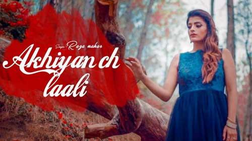 Rahat Fateh Ali Khan : Akhiyan lyrics - LyricsReg.com