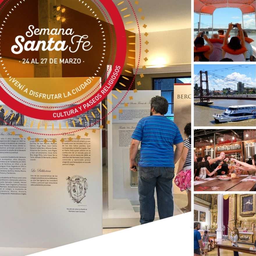 24 al 27 de Marzo, Santa Fe