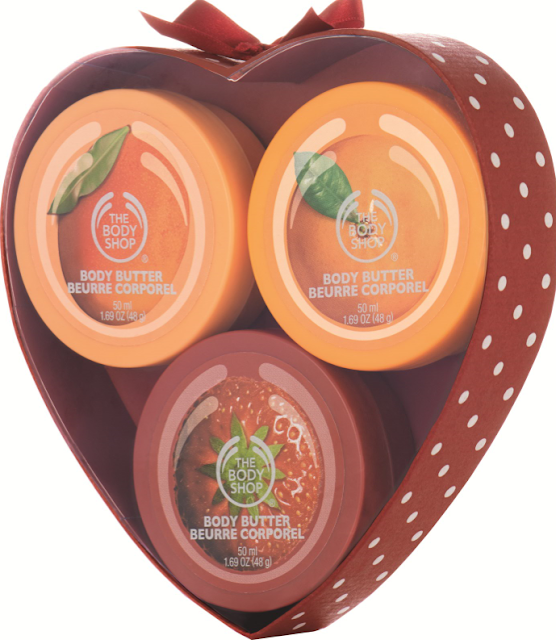 The Body Shop_FRUIT BODY BUTTER HEART