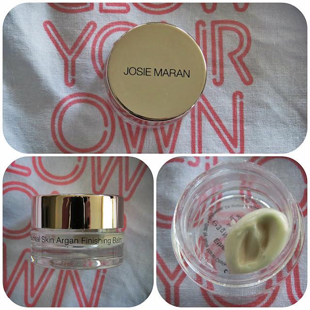 Josie Maran Surreal Skin Argan Finishing Balm