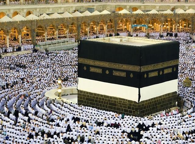 Cara meluruskah arah kiblat saat matahari diatas kakbah atau masjidil haram
