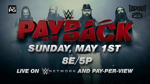 WWE Payback Match Card & Rumors 2016