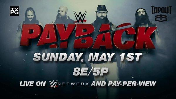 WWE Payback Match Card & Rumors 2016
