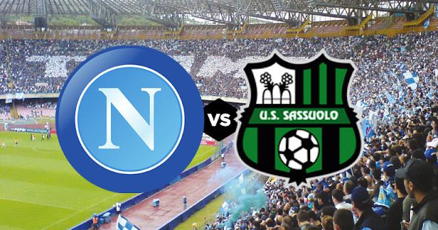Napoli vs Sassuolo Full Match & Highlights 29 October 2017