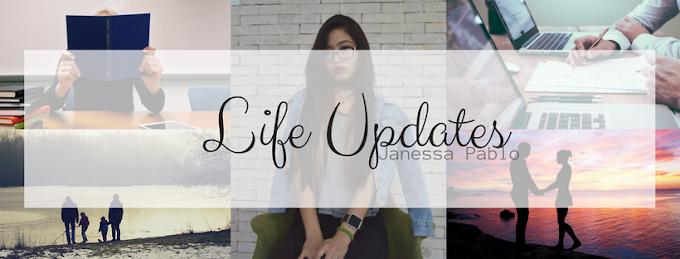 Life Updates   November 2016