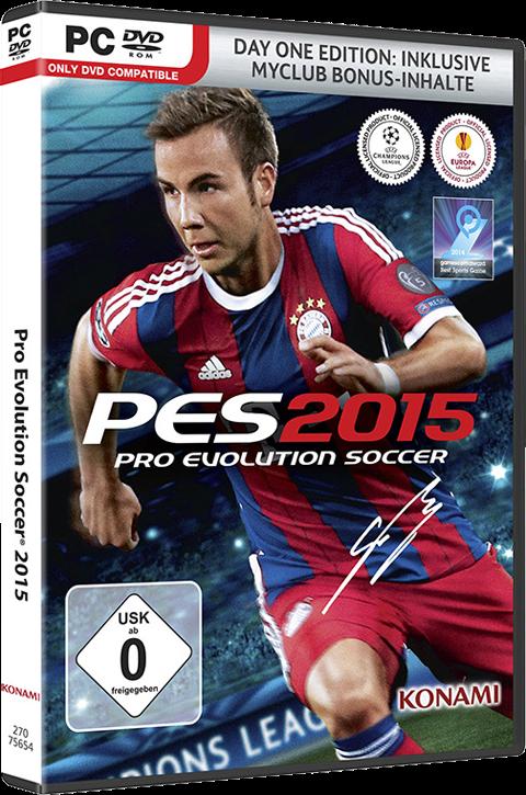 Pro Evolution Soccer 2015(PC) | Play Torrent Download(PC)