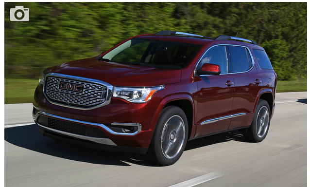 2018 gmc acadia limited. brilliant gmc although the brand new 2017 acadia has actually diminished notably both in  dimension as well feel our brief first visibility reveals this to be much  inside 2018 gmc acadia limited e