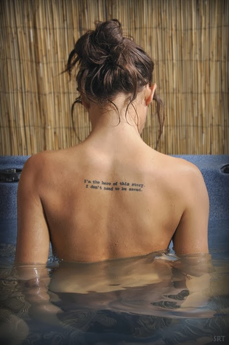 kaji tattoo small: tattoo quotes about life