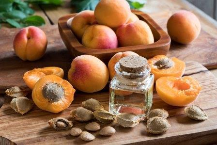 Minyak pijat (Massage Oil) Apricot Oil