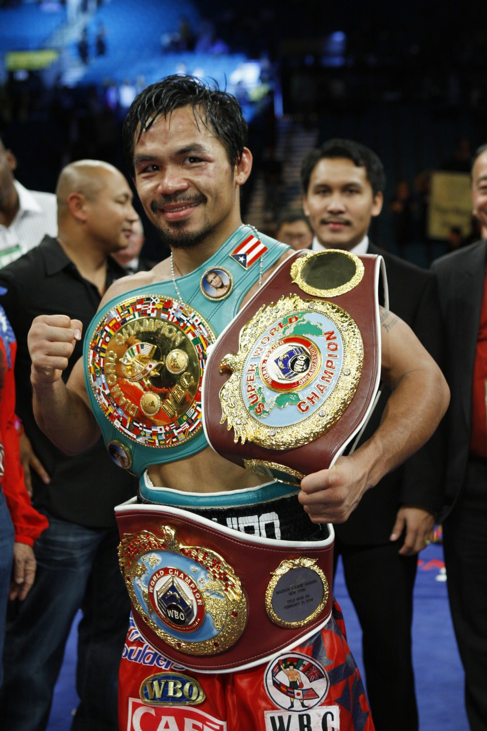 Pacquiao Record