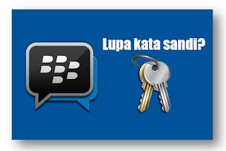 Cara mudah Mengatasi Lupa Password Pada SmartPhone Black Berry dengan cara reset