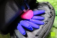 Tasche von oben: Greatlizard Außen multifunktionale Nylon taktische Tasche stark und dauerhaft im Freien Armee taktische Taschen (schwarz Python-Muster)