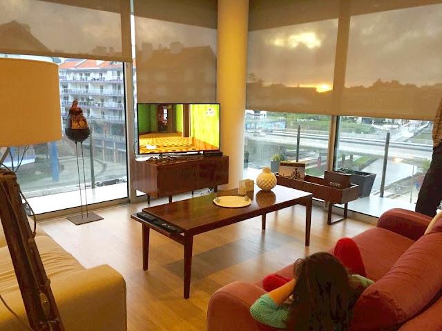 design nórdico, vintage, mesa de centro, móvel TV, floreira com vinis, vendidos, loja vintage, a Porta Verde