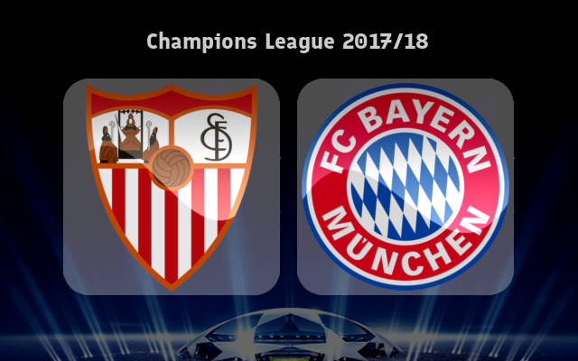 Sevilla vs Bayern Munich Full Match And Highlights