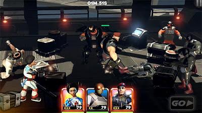 لعبة Alpha Squad 5 للأندرويد، لعبة Alpha Squad 5 مدفوعة للأندرويد، لعبة Alpha Squad 5 مهكرة للأندرويد