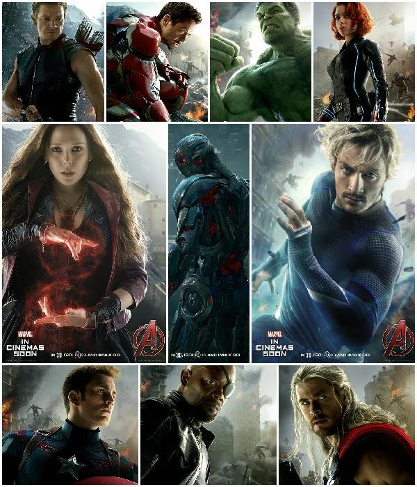 復仇者聯盟2奧創紀元,Avengers:Age of Ultron