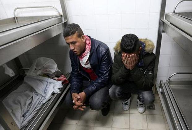 Akibat Lidah Trump: Peluru Hidup di Bagian Tubuh, 1.300 Warga Palestina Terluka