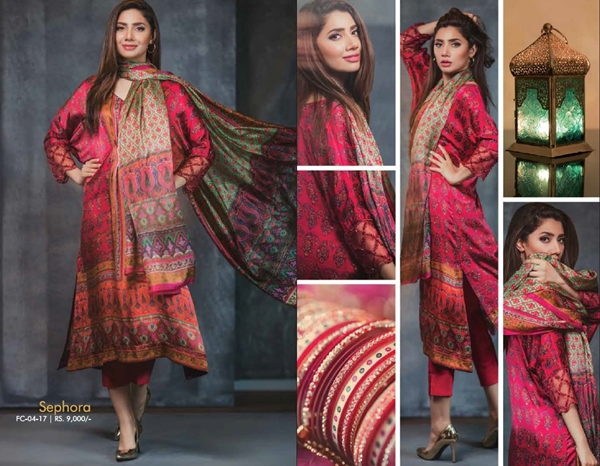AlKaram Lawn New Eid Festival Collection 2017 With Price