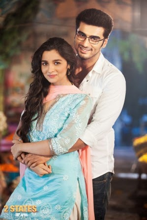 MAST MAGAN, the romantic song from '2 States', released
